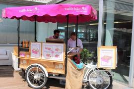 Das Waffle-Bike: Gute Gründe für die mobile Waffelbäckerei