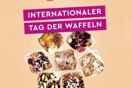 Internationaler Tag der  Waffel: Ein Hoch auf unsere Waffle-Bites